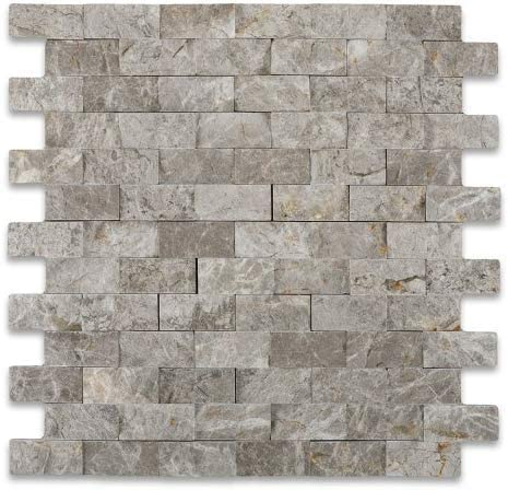 Silver Gray Marble safety 1