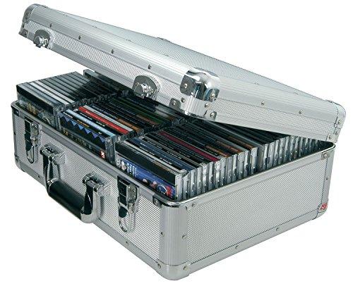 Citronic CDA: 8080CD Aluminio CD Vuelo Caso