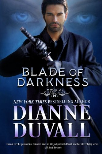 Blade of Darkness (Immortal Guardians, Band 7)