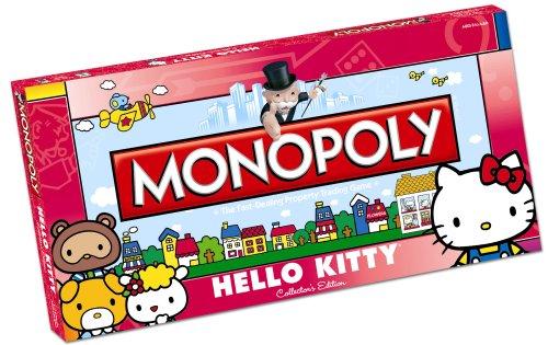 Monopoly Hello Kitty - Juego de Mesa