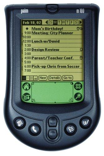 Find Discount PalmOne m100 Handheld