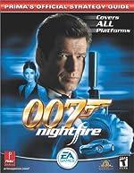 007 Nightfire - Prima's Official Strategy Guide de Prima Temp Authors