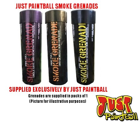 ENOLA Gaye Smoke Grenade (orange)