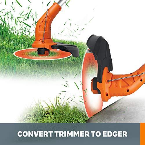 """WORX WG154 Edger 20V 10"""" Cordless String Trimmer"""