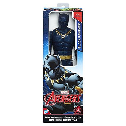 Black Panther - C0759 - Figurine Titan 30cm