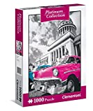 Clementoni - Puzzle Platinium Collection 1000 Piezas Cuba (39400)