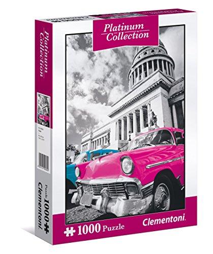 Clementoni - Puzzle Platinium Collection 1000 Piezas