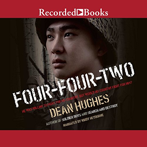 Four-Four-Two audiobook cover art