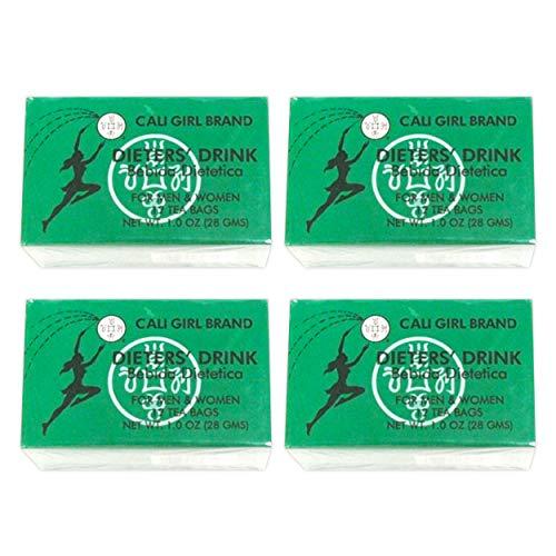 Cali Girl Diet Tea Bags Weight Loss Fast - 48 Pack Diet Tea Weight Loss Detox for Women Men Natural Weight Loss Tea