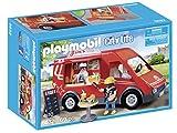 Playmobil City Life Food Truck Juego de construcción - Juguetes de construcción (Juego de construcción, Multicolor, Niño/niña)
