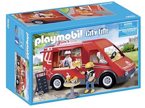 Playmobil 5632 - Pommesbude, Mehrfarbig