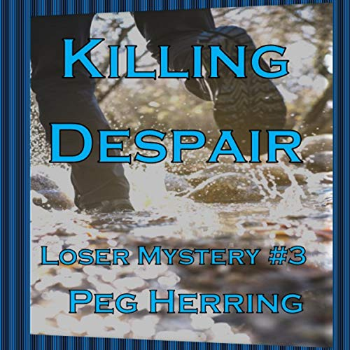 Killing Despair audiobook cover art