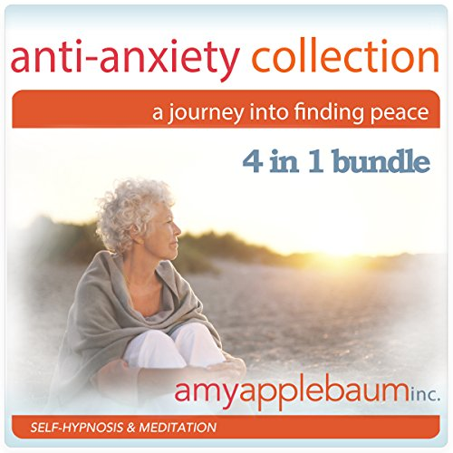 Anti-Anxiety Collection audiobook cover art