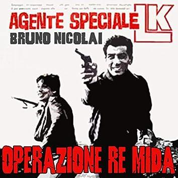 Agente L.K. operazione Re Mida (Original Motion Picture Soundtrack)