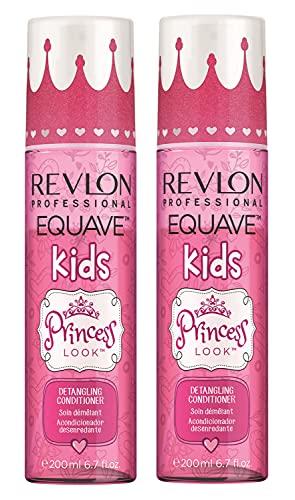 2er Kids Detangling Conditioner Revlon Professional Princess Look Equave je 200 ml = 400 ml