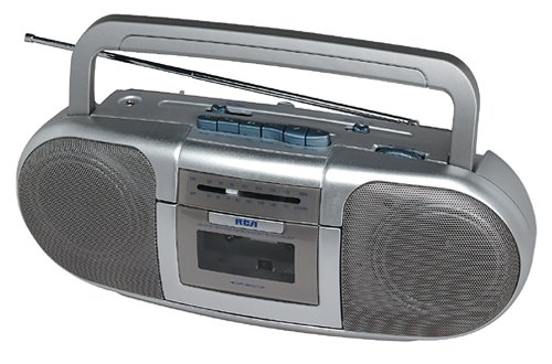 rca boomboxes 2 RCA RP7712S Cassette Player With Stereo AM/FM Radio