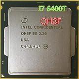 ES QH8F 2.2 MHZ AS QH8F Intel Skylake Intel I7 1151 I7 6400T I7 6700K I7-6700K 2.2G CPU 65W DDR4/DDR3L Qh8f