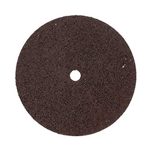 Dremel 420 Hochleistungstrennscheibe, Zubehörsatz für Multifunktionswerkzeug mit 20x Trennscheiben 24mm zum Nuten, Fräsen und Schneiden von Metall, Holz und Kunststoff