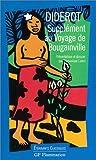 Supplément au voyage de Bougainville - Flammarion - 15/03/2003