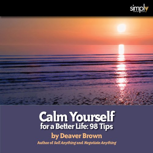 Calm Yourself for a Better Life Titelbild
