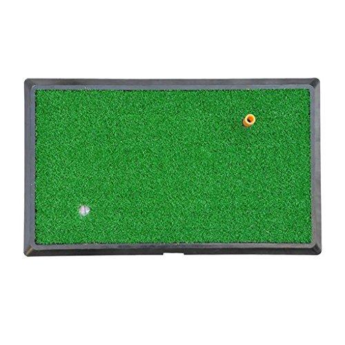 New RUNWEI Putter Practice Blanket,Golf Green Putting Trainer,Home Indoor Green Practice...