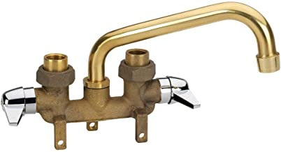 HOMEWERKS WORLDWIDE 3310-250-RB-B Rough Brass Laundry Faucet