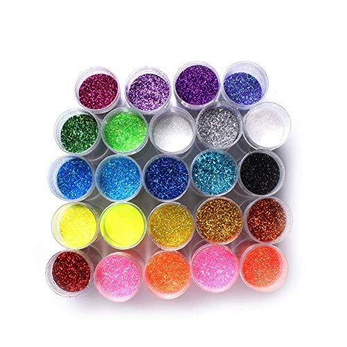 Extra fine glitter