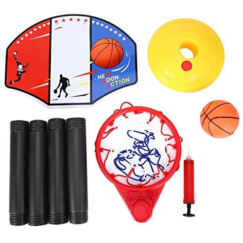 Gedourain Juguete de Baloncesto en Miniatura, para Entrenamiento