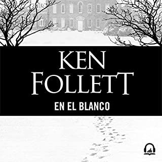 En el blanco [Whiteout] audiobook cover art