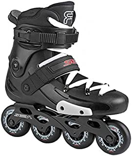 Seba FRX 80 2016/2017 Freeride/Recreational Inline Skates - Black 80mm - Size 39