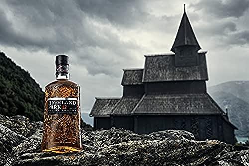 Highland Park Single Malt Scotch Whisky - 4
