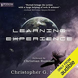 A Learning Experience, Book 1 cover art