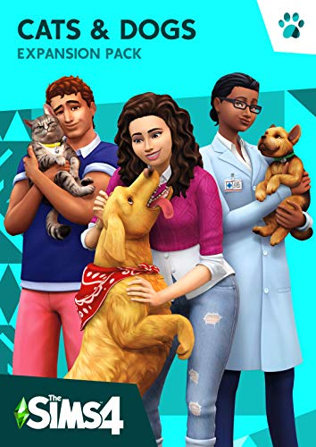 The Sims 4 – Cats & Dogs [Online Game Code]