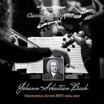 Johann Sebastian Bach: Orchestral Suites, BWV1068-1069 (Classical Masterpieces)