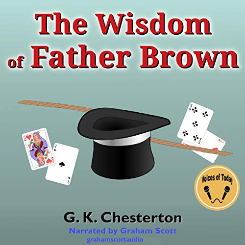 The Wisdom of Father Brown  By  cover art