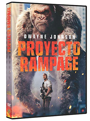 Rampage - Proyecto Rampage (Non USA Format)
