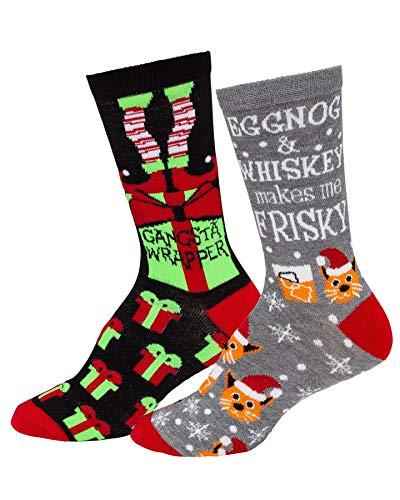 Mens & Womens Fun Novelty Holiday Christmas Hanukkah...