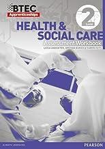 BTEC Apprenticeship Assessment Workbook Health & Social Care Level 2