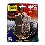 EBC FA261HH - Pastillas de freno sinterizadas delanteras o traseras