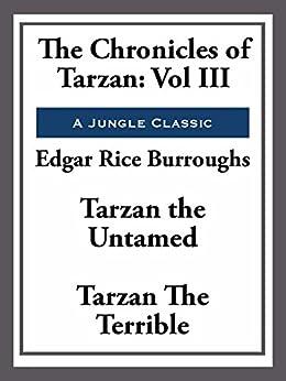 The Chronicles of Tarzan by [Edgar Rice Burroughs]