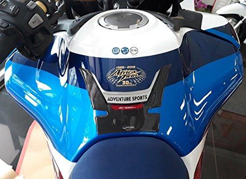 mächtig Honda Africa Twin Adventure Sportfahrrad 3D Gel Aufkleber