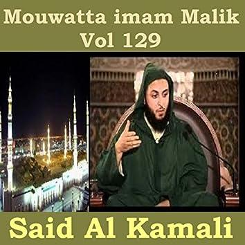 Mouwatta Imam Malik, Vol. 129 (Quran)