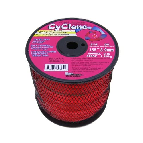 Amazon.com : Cyclone .155-Inch-by-315-Foot Commercial ...