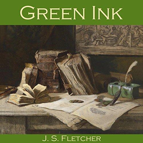 『Green Ink』のカバーアート