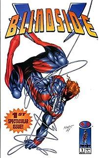 Blindside #1 FN ; Image comic book