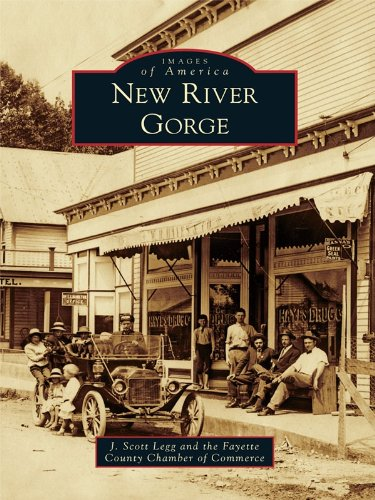 New River Gorge (Images of America) (English Edition)