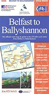 Belfast to Ballyshannon (Sustrans National Cycle Network)