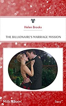 The Billionaire's Marriage Mission (Dinner at 8 Book 9) by [HELEN BROOKS]