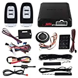Best Subaru Remote Car Starters - EASYGUARD EC002-NS PKE Passive Keyless Entry Car Alarm Review