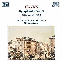 Symphonies 23 24 & 61